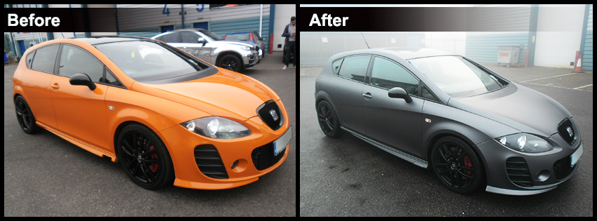 Car Wrapping Services By Totally Dynamic